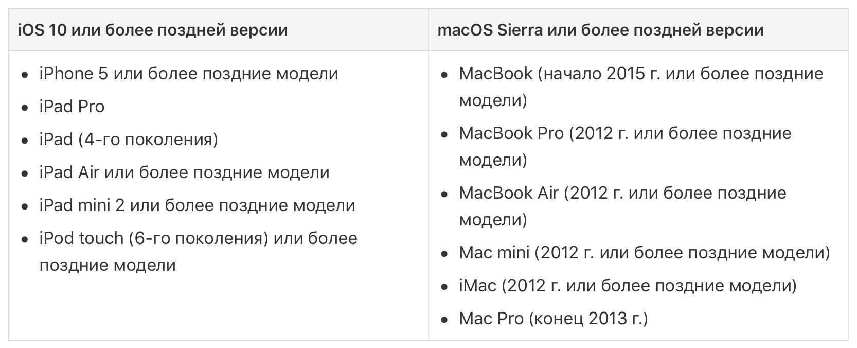 универсальный буфер обмена mac