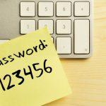 как придумать сложный пароль