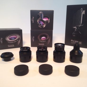 Обзор и тест объективов iPro Lens для iPhone