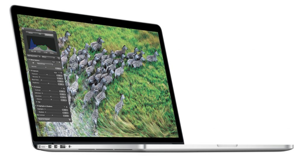 особенности macbook pro