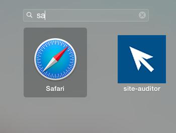 Как открыть программу на Mac