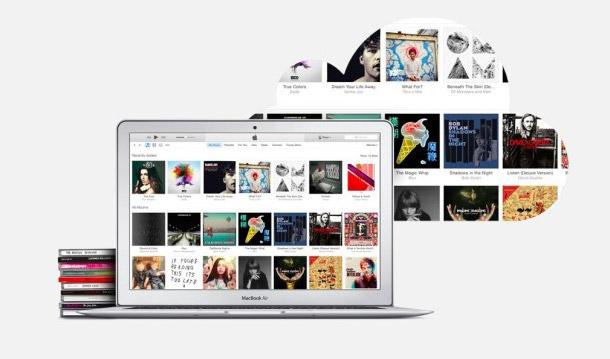 Не записывается музыка в iPhone. Медиатека iCloud