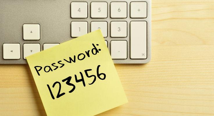 Как придумать сложный пароль в macOS