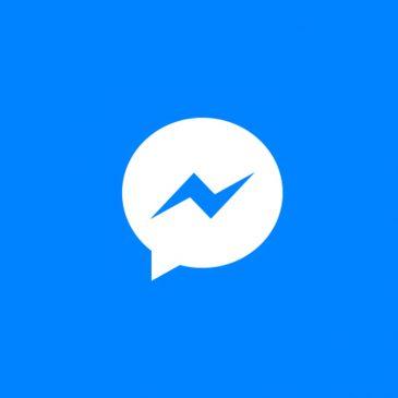 Facebook Messenger на Mac