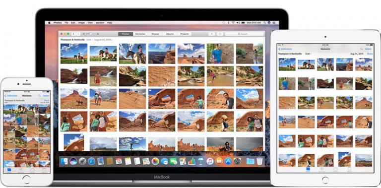 Что такое фото медиатека iCloud